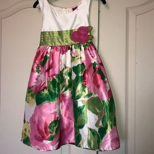 NWOT Girls Church/Easter Dress